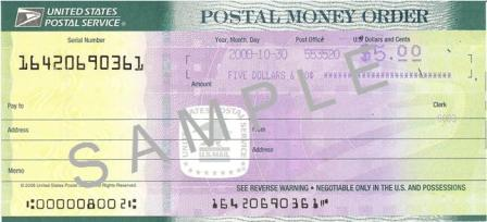 Can i get money order made in someone else 39 s name as the - Can you cash cheques at the post office ...